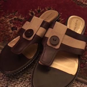 3 for 10 Ellen Tracy sandals size9